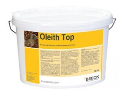 Beeck Oleith sedzoša silikātkrāsa koka fasādēm