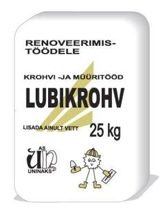 Lubikrohv kaļķa apmetums