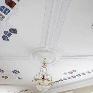 Rīgas pils Ģērboņu zāle