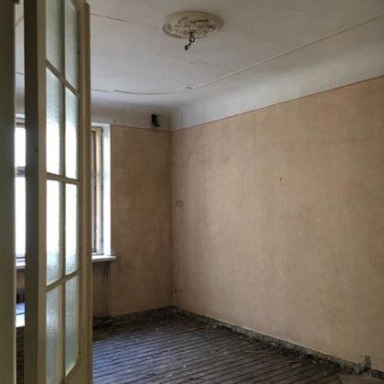 Pirms restaurācijas