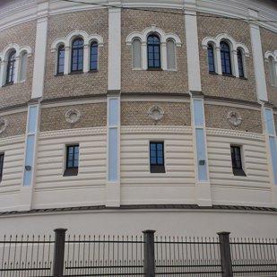 """""""Latvijas Gāze"""" tornis"""