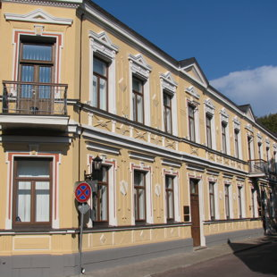 Pils iela 12, Ventspils